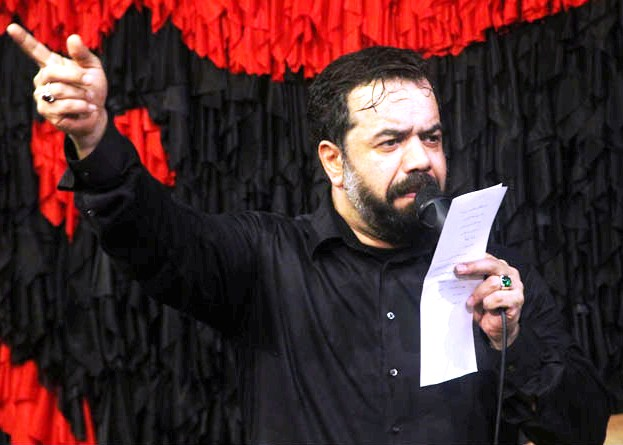 دانلود ریمیکس مداحی جدید حاج محمود کریمی به نام لالایی