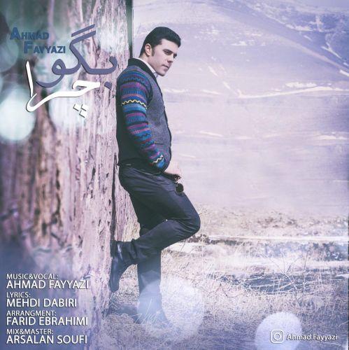 دانلود آهنگ جدید احمد فیاضی به نام بگو چرا