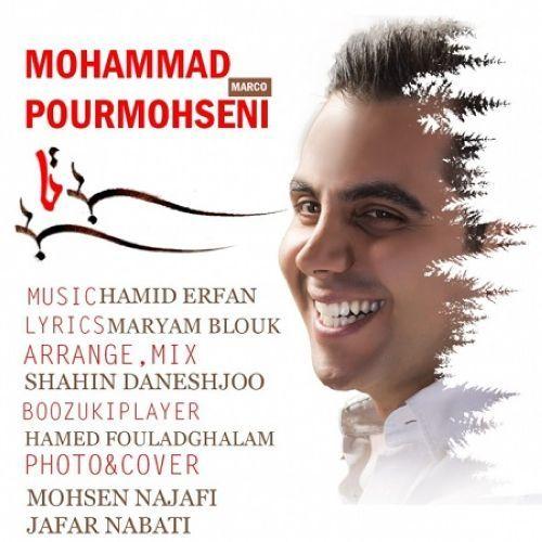 دانلود آهنگ جدید محمد پورمحسنی به نام بیتابی