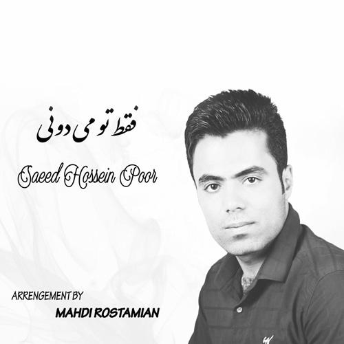 دانلود آهنگ جدید سعید حسین پور به نام فقط تو میدونی